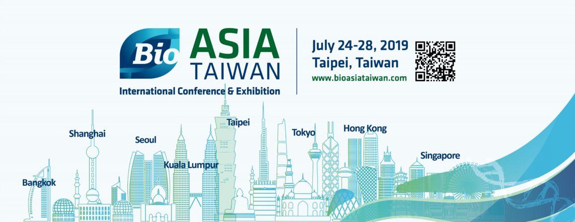 2019/7/24~26參加亞洲生技大展媒合會